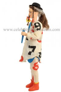 Boy George celebrity doll photo
