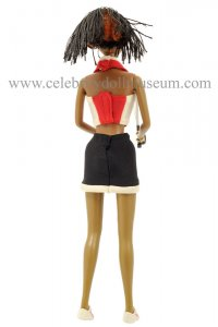 Venus Williams celebrity doll photo