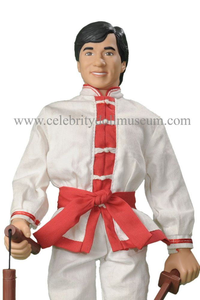 Jackie Chan Celebrity Doll Museum