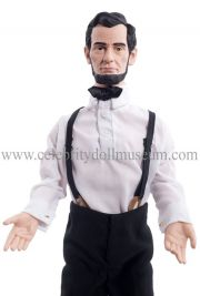 Abraham Lincoln Toy President doll