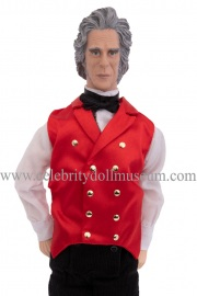 Andrew Jackson talking doll