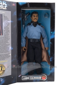 Billy Dee Williams doll