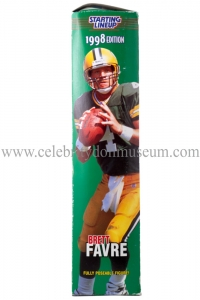 Brett Favre Starting Lineup action figure