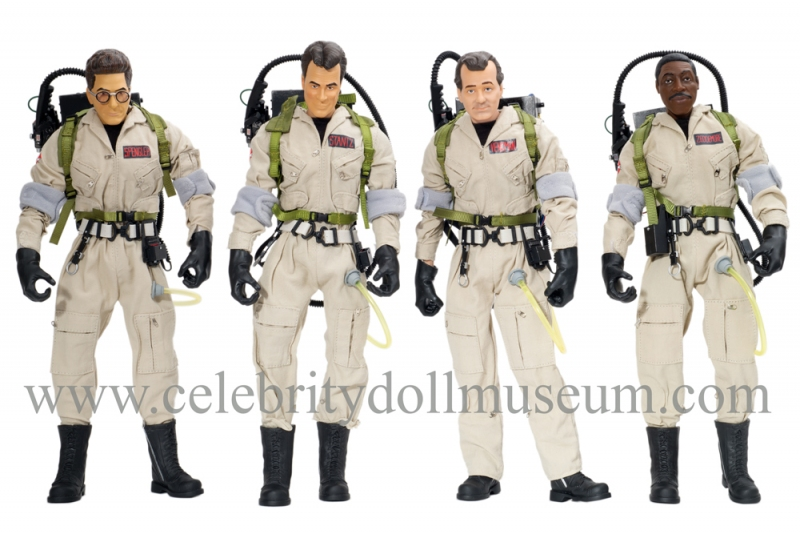 Ghostbusters 12 inch action figures
