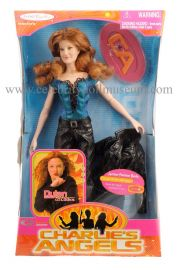 Drew Barrymore doll box front