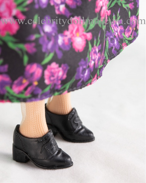 Eleanor Roosevelt doll shoes