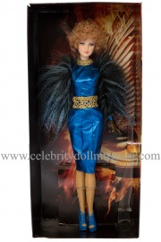 Elizabeth Banks doll box insert