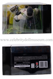Ernie Hudson doll box top and bottom