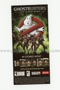 Ghostbusters Video Insert
