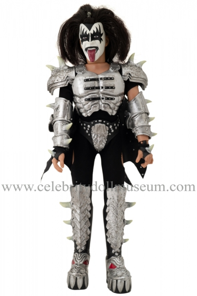 Gene Simmons doll