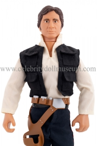 Harrison Ford Han Solo doll