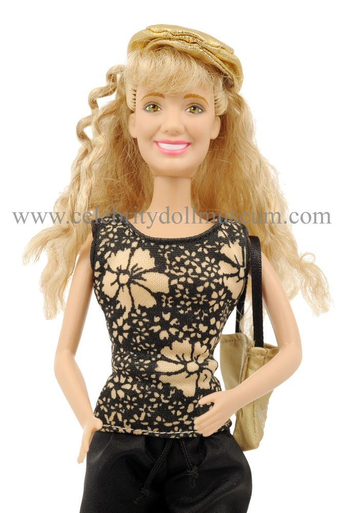 Hilary Duff Celebrity Doll Museum
