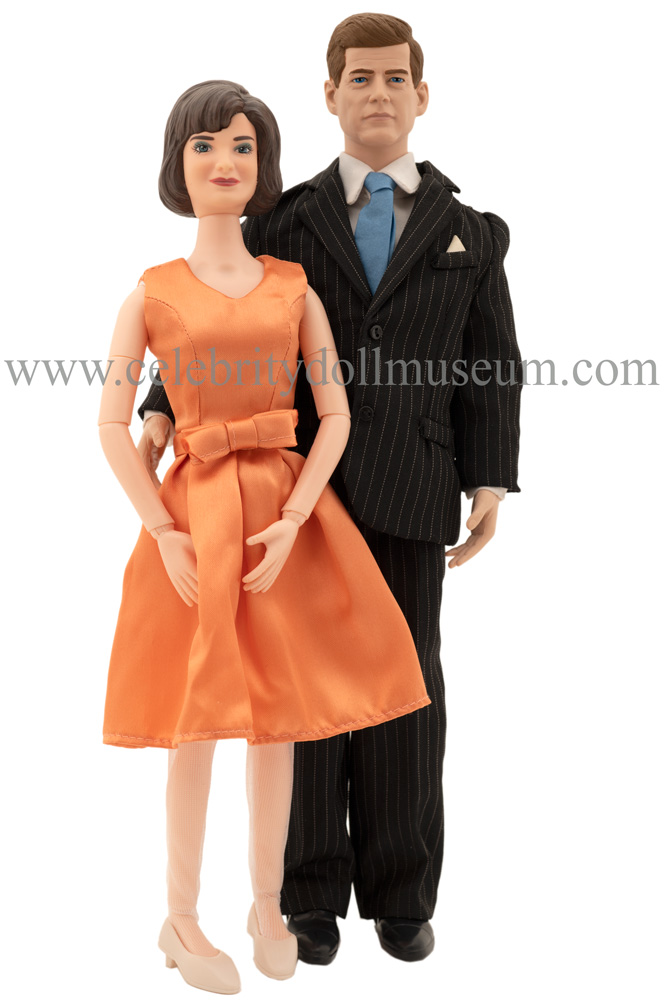 Jack and Jackie Kennedy Toypresidents dolls