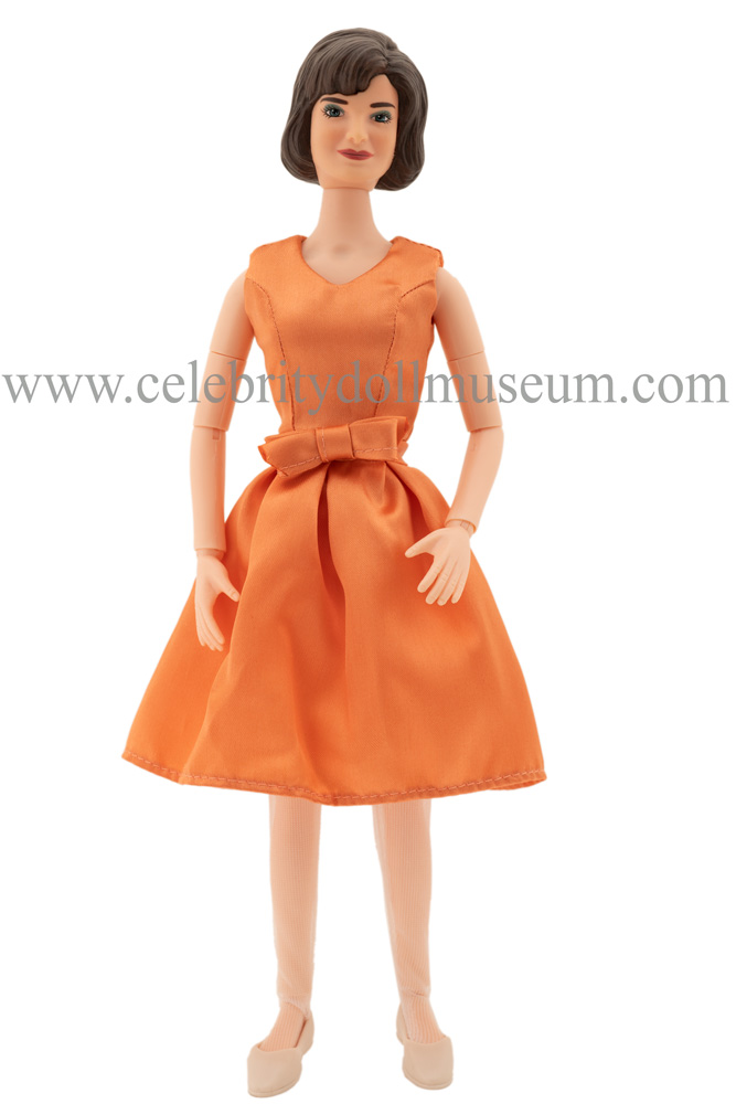 Jackie Kennedy Toypresidents doll