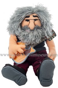 Jerry Garcia doll