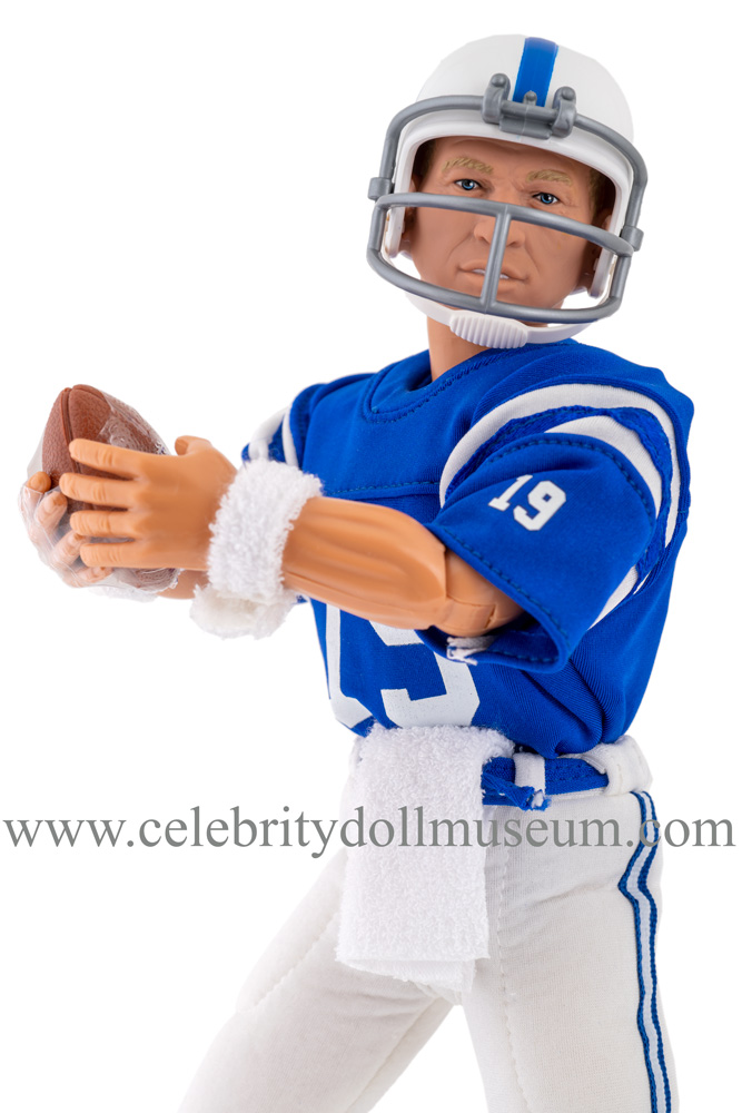 Johnny Unitas Action Figure