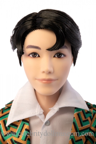 J-Hope BTS doll