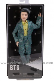 RM BTS doll box front