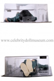 RM BTS doll box top and bottom