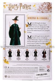 Maggie Smith doll box back