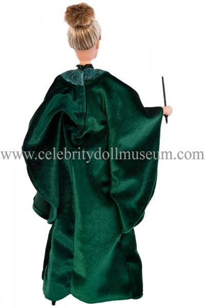 Maggie Smith doll