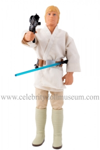 Mark Hamill Skywalker doll