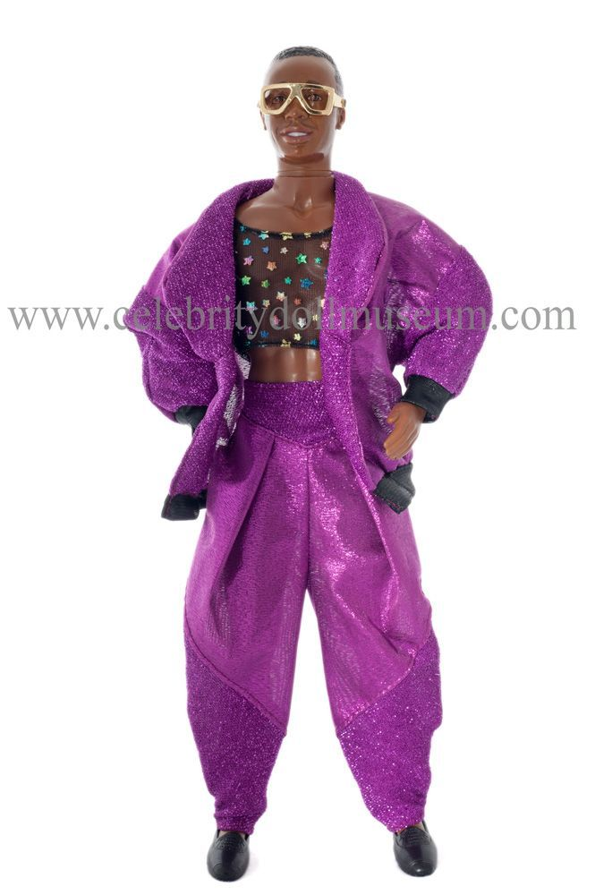 All New 2014 Toys : Mc hammer celebrity doll museum