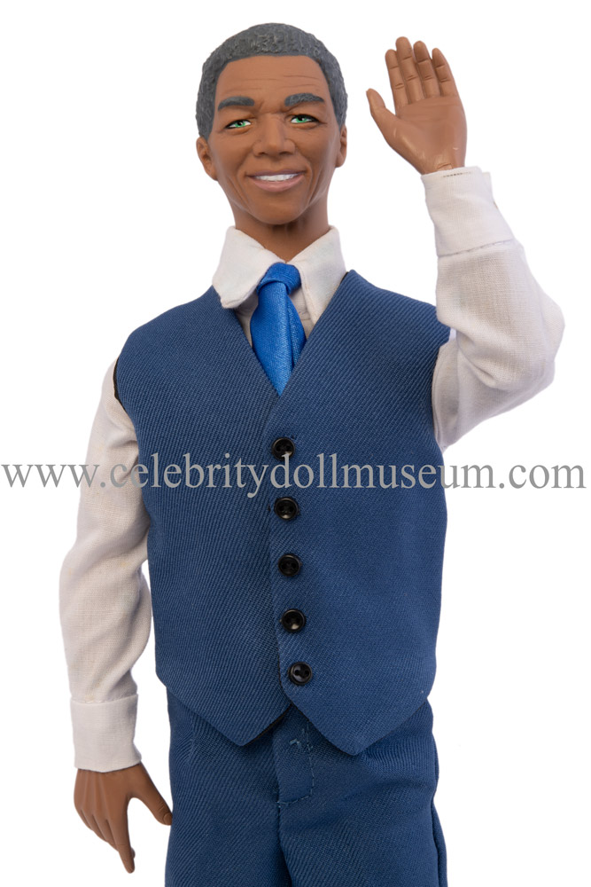 Nelson Mandela talking doll