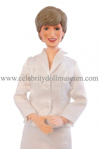 Princess Diana talking doll