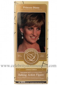 Princess Diana talking doll box