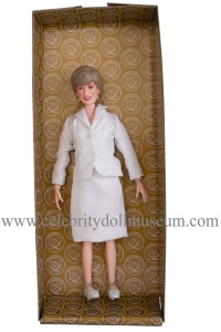 Princess Diana talking doll insert