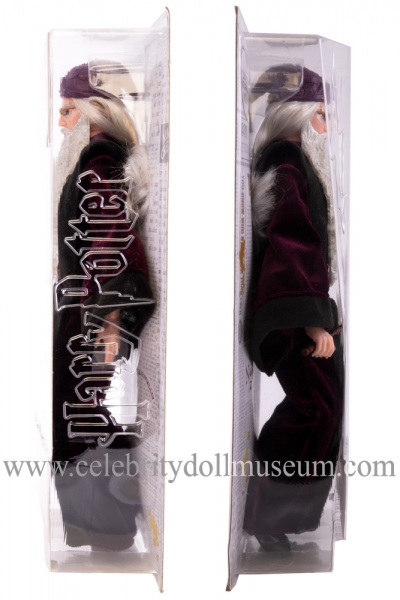 Richard Harris figure box sides