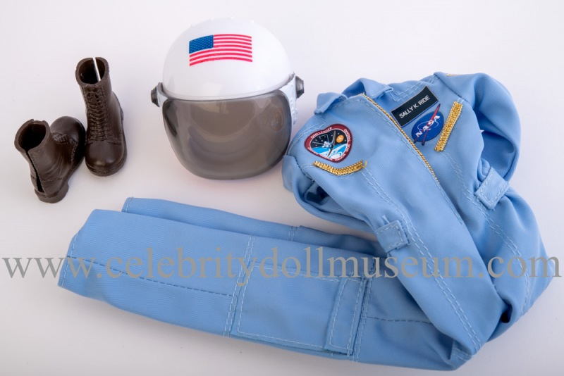 Sally Ride doll accessories