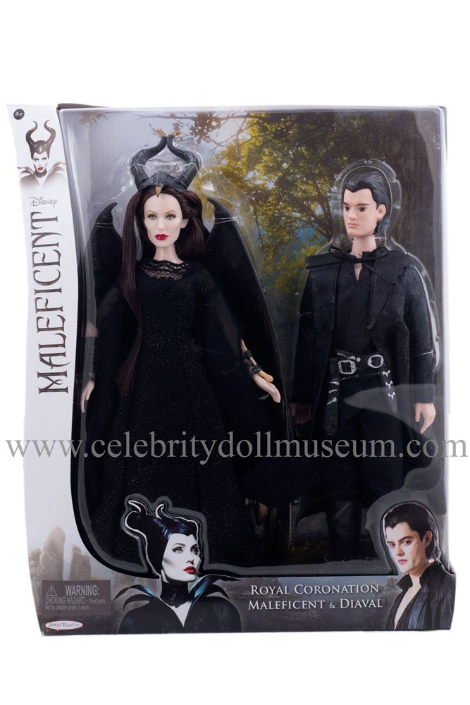 Sam Riley – Celebrity Doll Museum