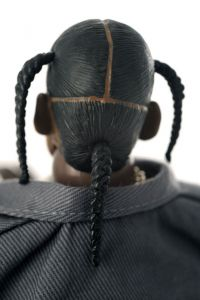 Snoop Dogg action figure hair