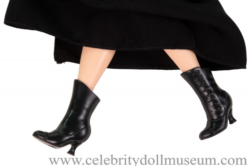Susan B Anthony doll shoes