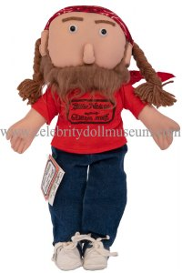 Willie Nelson doll