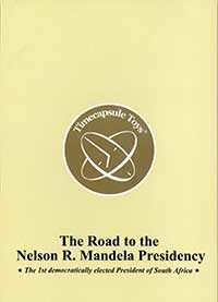 Cover of Nelson Mandela Biographical Booklet